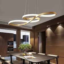 <b>Minimalism</b> DIY Hanging <b>Modern Led</b> Pendant Lights For Dining ...