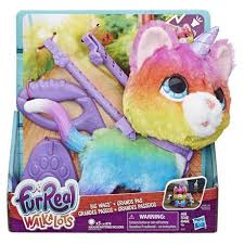 furReal Walkalots Big Wags <b>Unicorn Cat</b> Toy | Walmart Canada