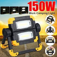 150W <b>COB</b> Butterfly Work Light Outdoor <b>Emergency</b> Camping ...