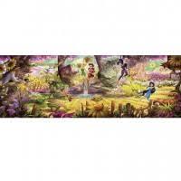 <b>Фотообои</b> бумажные Komar <b>Fairies Forest</b> 4-416 3,68x1,27 м ...