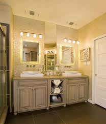 light bathroom mirror and lighting ideas