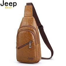 <b>JEEP BULUO Brand</b> Man Bag Corss body Sling Bags For Men ...