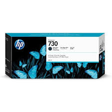 <b>HP</b> original ink P2V71A, <b>HP 730</b>, <b>matte</b> black, 300ml, <b>HP HP</b> ...