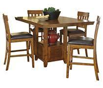 ashley furniture kitchen tables: kitchen dining room tables ralene counter height extension dining table ashley furniture