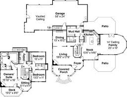 Queen Anne House Plans   VAlineQueen Anne Floor Plans