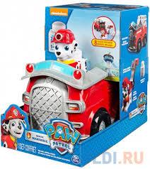 <b>Конструктор Paw Patrol</b>, грузовик Маршала 18307 — купить по ...