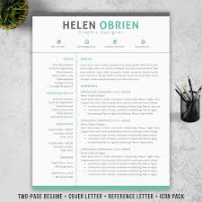 resume template the design blog inspiration in 87 cool professional resume template s