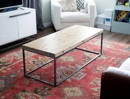 ana white industrial style tabletop building diy projects build industrial furniture