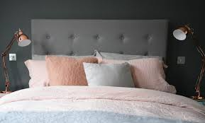 bedroom makeover grey copper pink flat 15 design shades of i mixed a lot hues together bedroom luxurious victorian decorating ideas