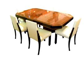 bathroomtasty art deco dining room furniture collection table and chairs a tasty art deco dining room art deco dining arm