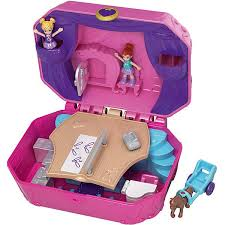 Игровой <b>набор Polly Pocket</b>, Звезда танцпола, купить по цене 990 ...