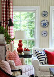 decor red blue room full:  images about red white amp blue cottage decor on pinterest red white blue summer porch and american flag