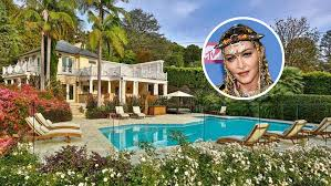 <b>Madonna</b> Leases Lavish Beverly Hills Estate - Variety