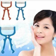 Buy <b>Kemei Portable mini epilator</b> electric women shaver depilation ...