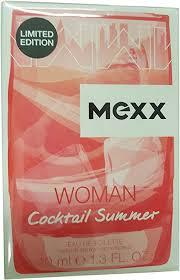 <b>MEXX Women Cocktail Summer</b> Eau De Toilette Spray 40 ml ...