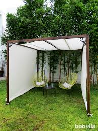 home office design diy lite build better backyard privacy out of lumber and fabric ideas for backyard home office build