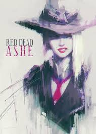 <b>Red Dead Ashe</b> (OVERWATCH)by Alex-Chow | Overwatch ...
