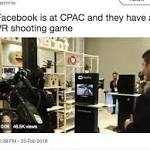 Facebook Says it 'Failed' by Presenting VR Shooting Demo at CPAC