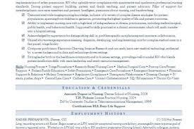 Wound Care Nurse Resume  nursing resume templates easyjob easyjob     lower ipnodns ru