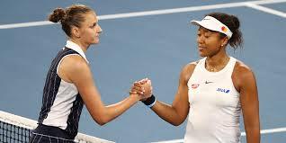 Brisbane International: <b>Naomi</b> Osaka suffers semi-final loss against ...