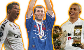10 Best Real Madrid Players Of All Time - YouTube
