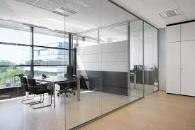 glass office partition rg wall by bene design johannes scherr interior designs interior design office partition designs