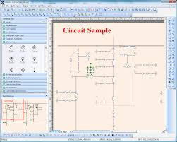 circuit diagram component  draw circuit diagram  vc   source code
