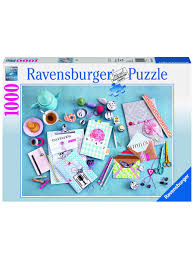 <b>Пазл</b> Сделай сам 1000 шт <b>Ravensburger</b> 3114443 в интернет ...