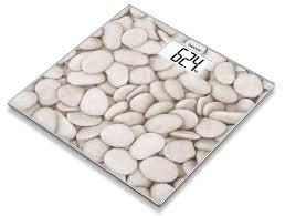 Купить <b>Напольные весы BEURER GS203</b>, цвет: рисунок/камни в ...