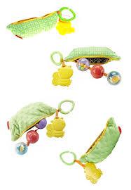 "Плюшевая игрушка-<b>погремушка Fisher-Price</b>""Горошек"" DRD79 ..."