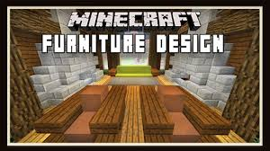 minecraft living room furniture design ideas how to build a house part 10 build living room furniture