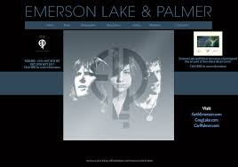 <b>Emerson Lake</b> and <b>Palmer</b> - Official Site