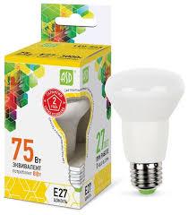 <b>Лампа</b> светодиодная <b>ASD LED</b>-STD 3000K, E27, <b>R63</b>, 8Вт ...