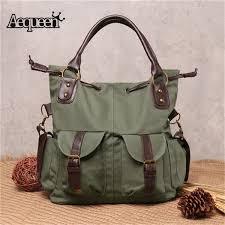AEQUEEN Women Casual Handbag Top Handle Shoulder Bags ...