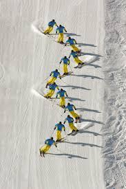 Znalezione obrazy dla zapytania skręty na nartach