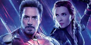 Iron Man Reportedly Returning For Black Widow Movie | Screen Rant