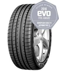<b>Goodyear Eagle F1 Asymmetric</b> 3 245/50R20 105V from Buckley ...