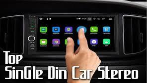 10 Best Single Din Car Stereo 2019 - YouTube
