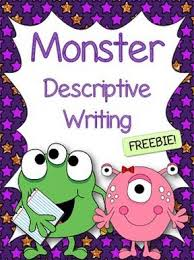 ideas about descriptive writing activities on pinterest    this freebie is great for introducing descriptive writing  you could also use it as a