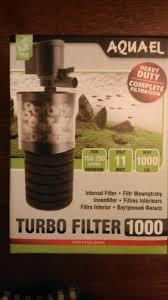 Обзор от покупателя на <b>Внутренний фильтр AQUAEL</b> TURBO ...