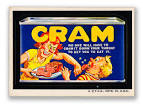 Images & Illustrations of cram