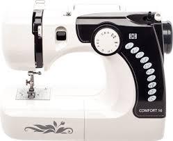 Купить <b>Швейная машина COMFORT 16</b> белый в интернет ...