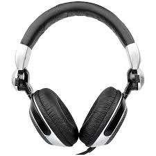 TECHNICS <b>Technics RPDJ1210</b> Headphones (black, silver) vinyl at ...