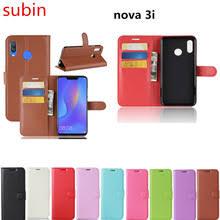 Для <b>Huawei</b> nova 3i <b>чехол Huawei</b> nova3i кошелек Флип Стиль <b>PU</b> ...
