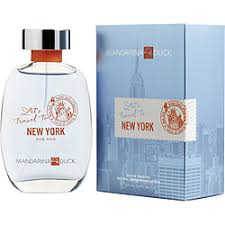 <b>Mandarina Duck Let's Travel</b> To New York Perfume, Cologne by ...