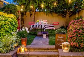 patio night ideas