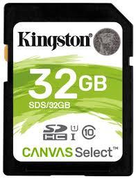 <b>Карта памяти</b> Kingston SDS/<b>32GB</b> — купить по выгодной цене на ...