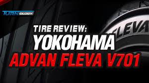 Tire Review: <b>Yokohama ADVAN</b> Fleva <b>V701</b> - YouTube