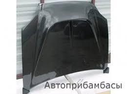 Honda Civic, Ferio (99-00) <b>капот карбоновый с воздухозаборником</b>