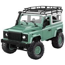 1 Serie MN - 90 Kit 1/12 2.4G 4WD Rc Coche Crawler Camión ...